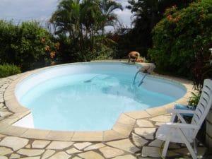 bache piscine la reunion